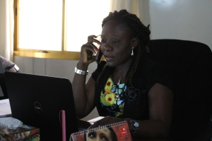 Josephine, Finance and Accounting Assistant Coordinator