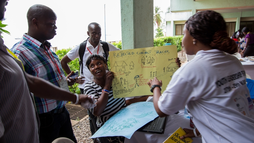 Analysing why Ebola tracing was rejected